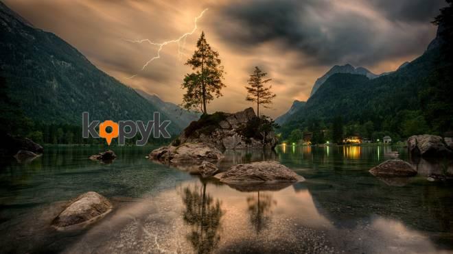 Kopyk App: Combina viajes y fotografía