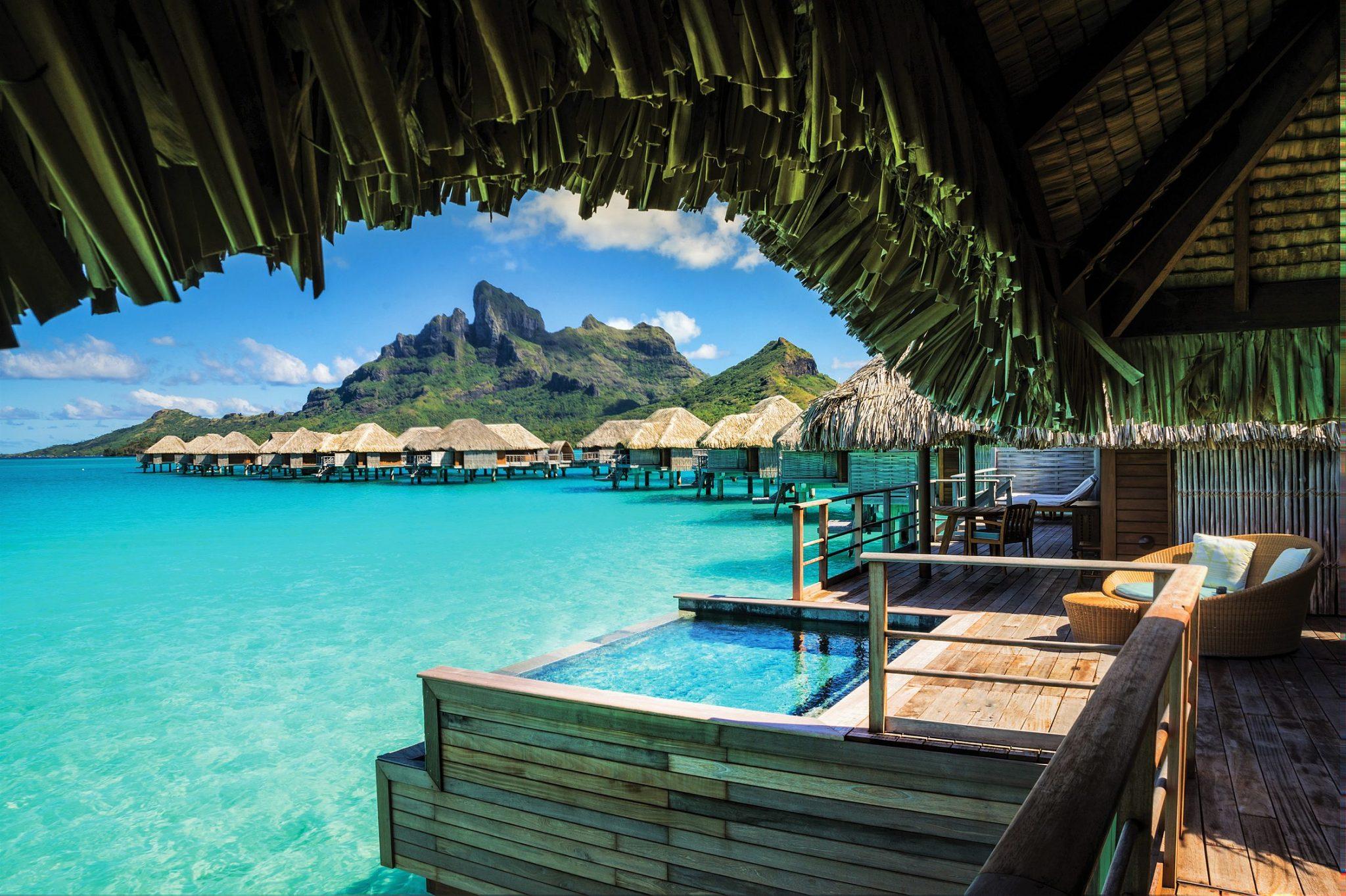5 hoteles para una luna de miel en el fin del mundo