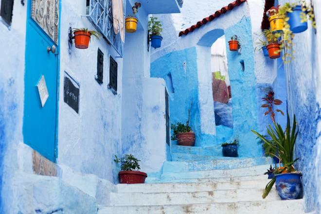 12 de las calles más bellas del mundo salidas directamente de un sueño