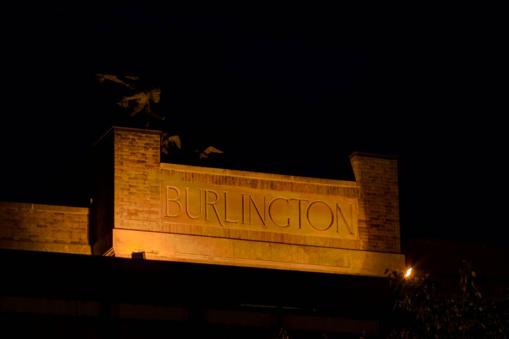 The winged monkeys of Burlington