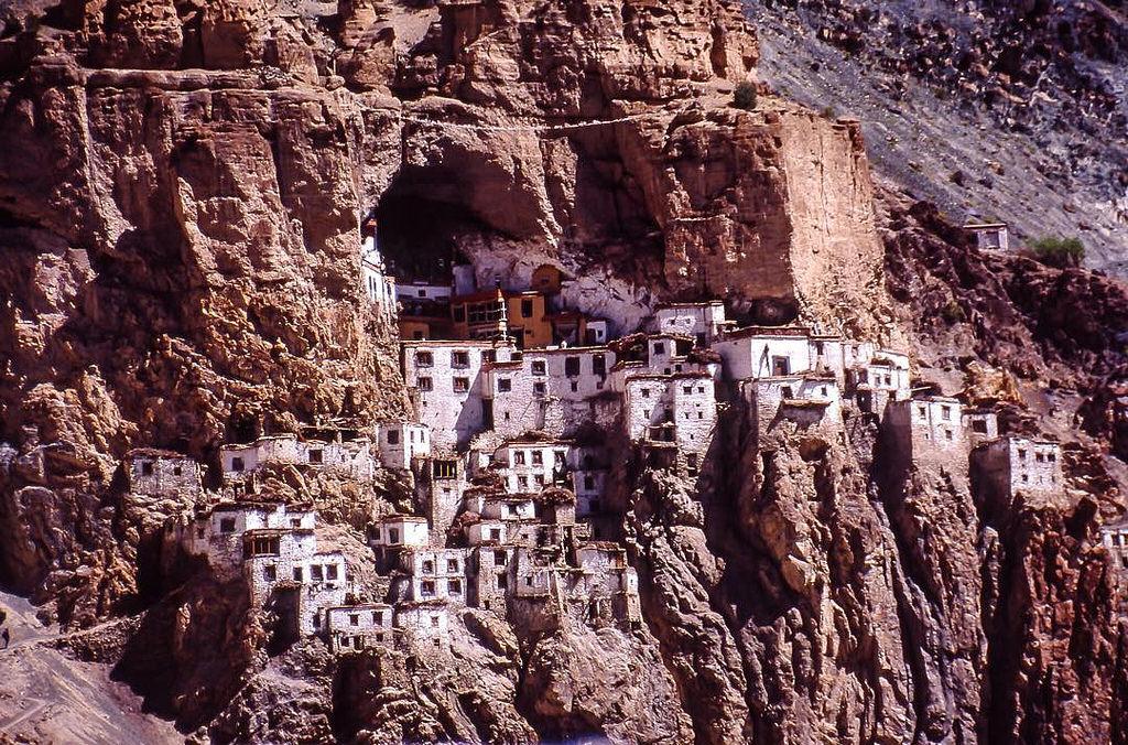Monasterio de Phuktal: Un tesoro desconocido por descubrir en la India