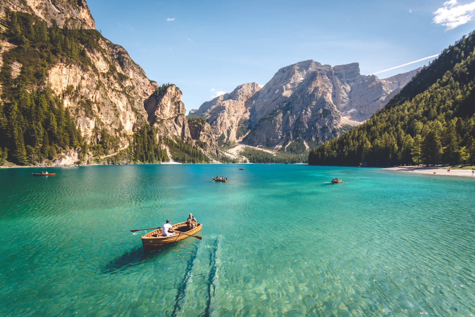 Siete razones para visitar Trentino