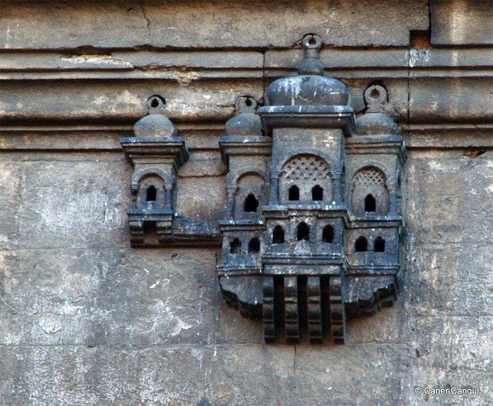 Decorative Birdhouses of Turkey