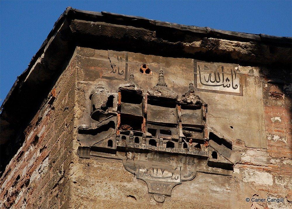 Pajareras decorativas de Turquía