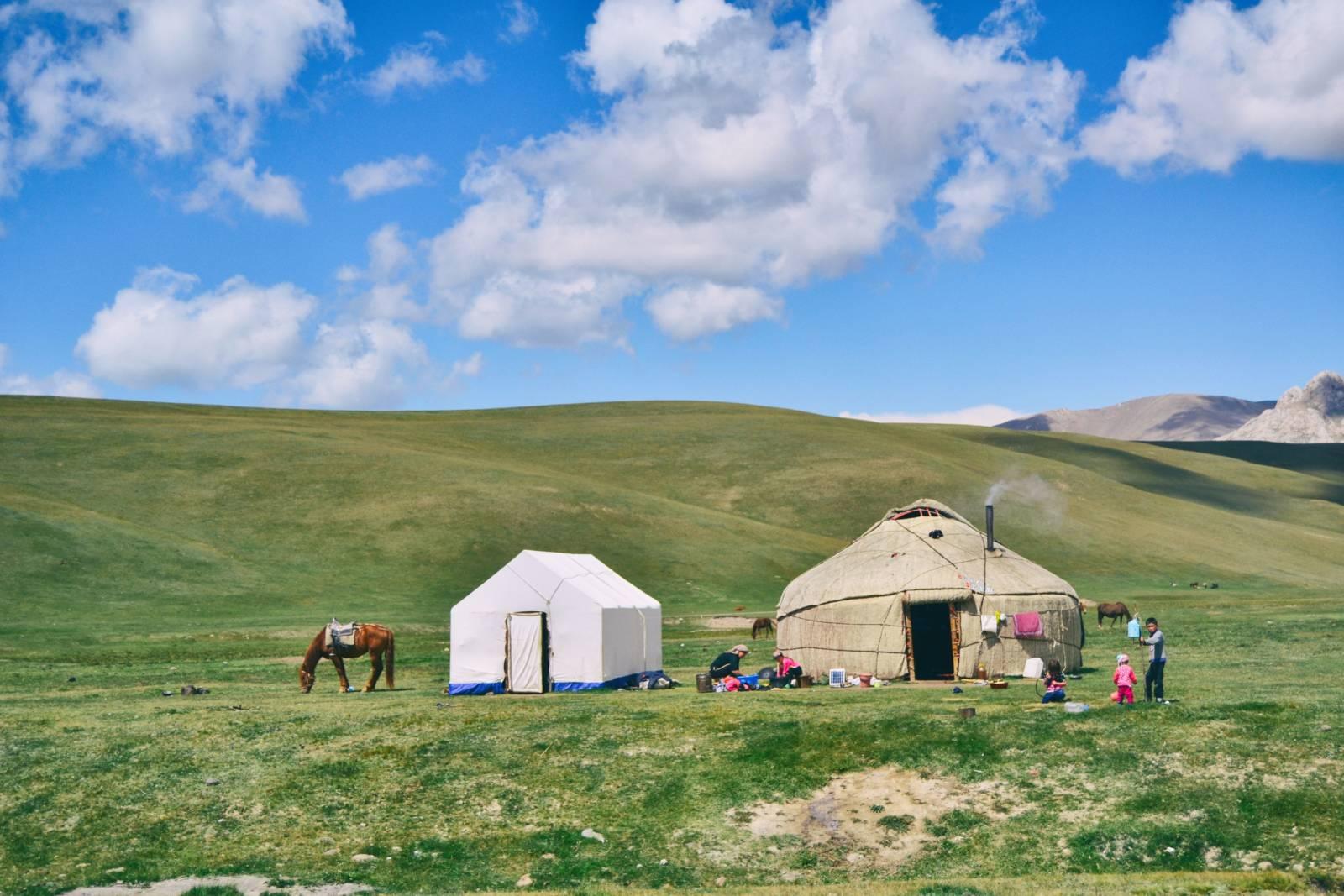 Kirguizstán