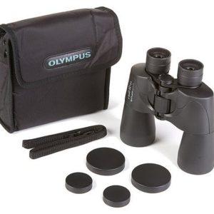 Olympus prismáticos color negro