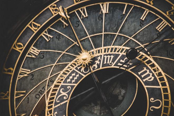 Orloj, reloj astronómico de Praga