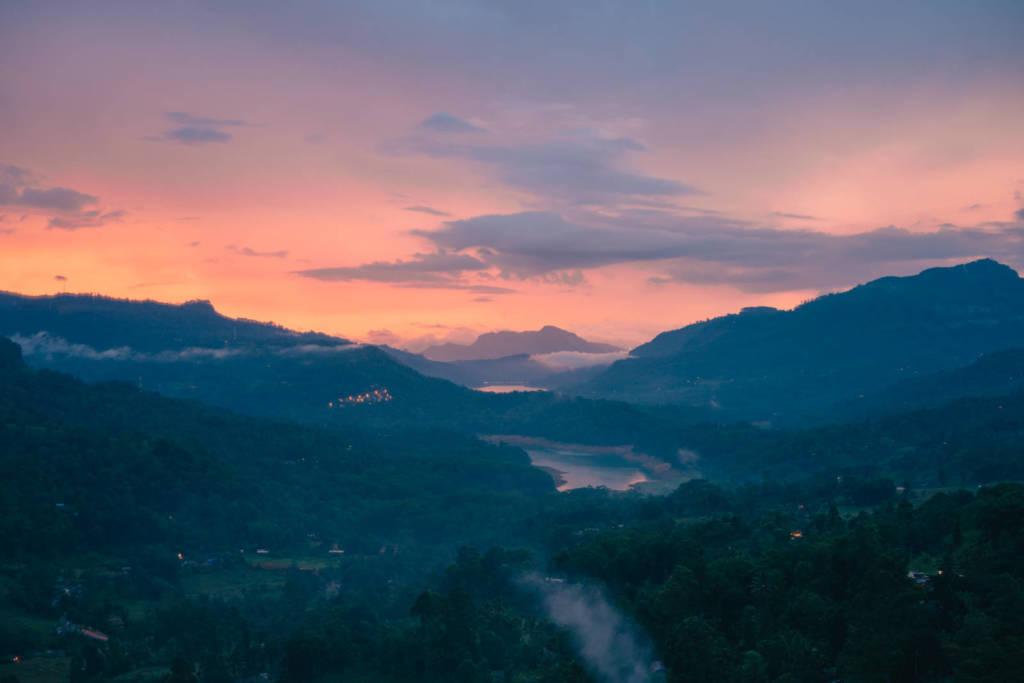 Sri Lanka - Principales países para visitar en 2019