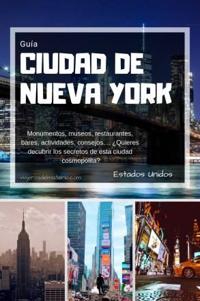 Guía de la ciudad de Nueva York