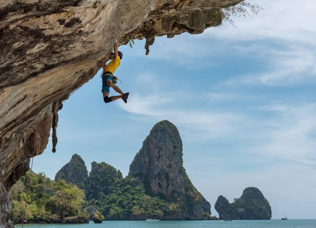 Guías y análisis de equipo para escalada