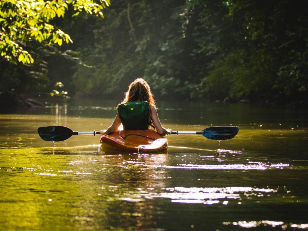 Guías y análisis equipo kayak / remo