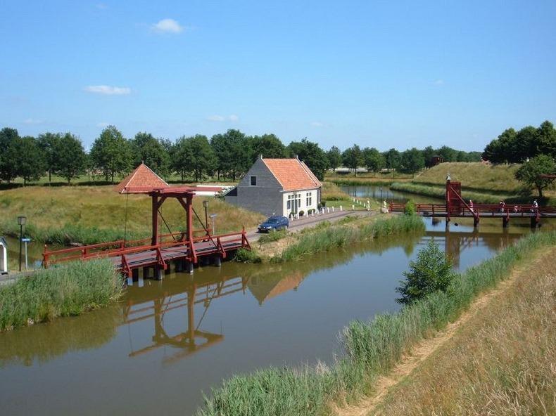 Fuerte Bourtange - Países Bajos