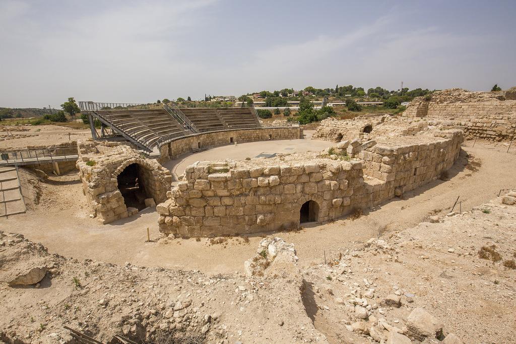 Las cuevas de Maresha y Bet-Guvrin