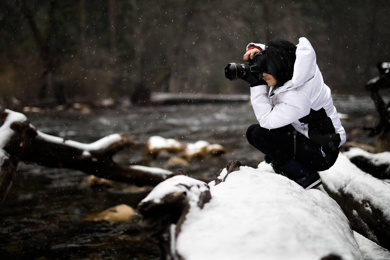 Recursos para fotografía en exteriores