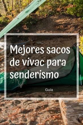Los mejores sacos de vivac (bivy)