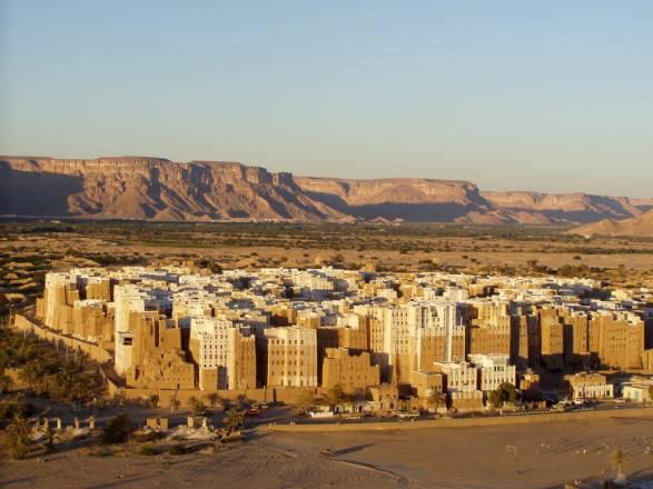 Shibam: El Manhattan Del Desierto