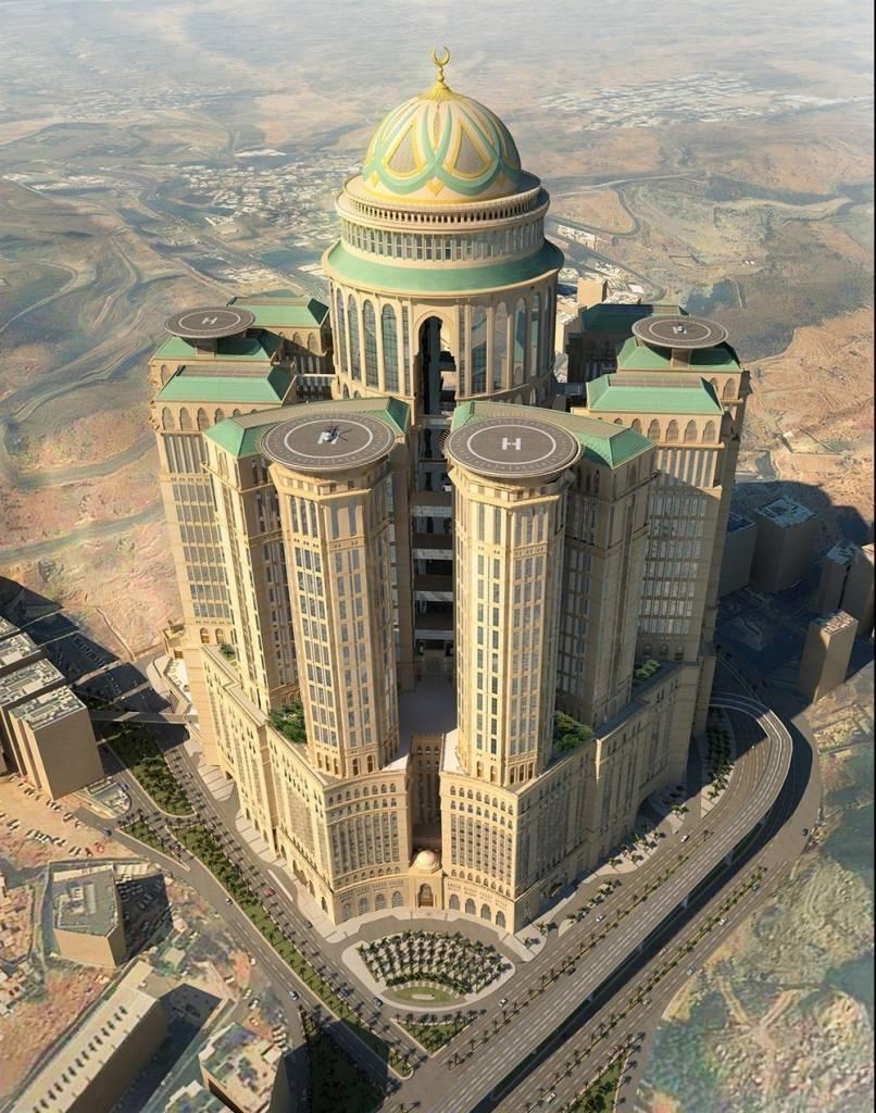 Abraj Kudai - Mega hoteles de La Meca