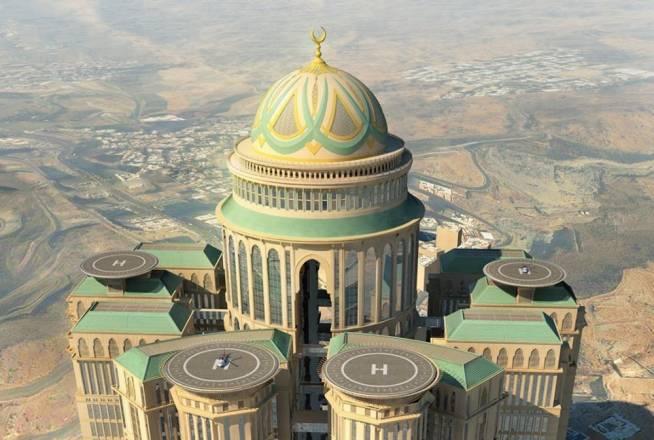 Los Mega Hoteles de La Meca - Abraj Kudai
