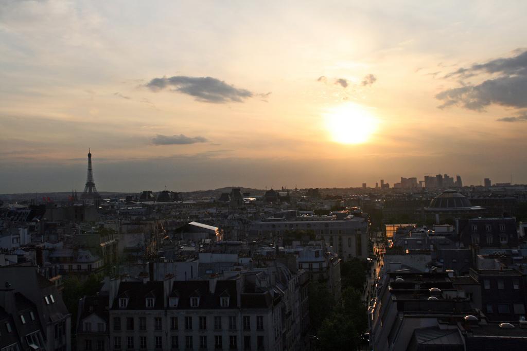 ¡Dónde ver las mejores puestas de sol en París! 1