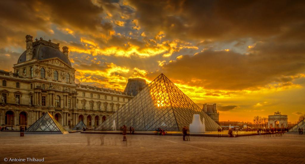 ¡Dónde ver las mejores puestas de sol en París! 2
