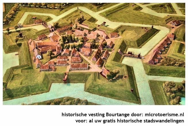 Microtoerisme InZicht Stadswandeling Bourtange 194