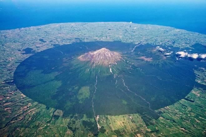 Parque Nacional Monte Taranaki Y Egmont