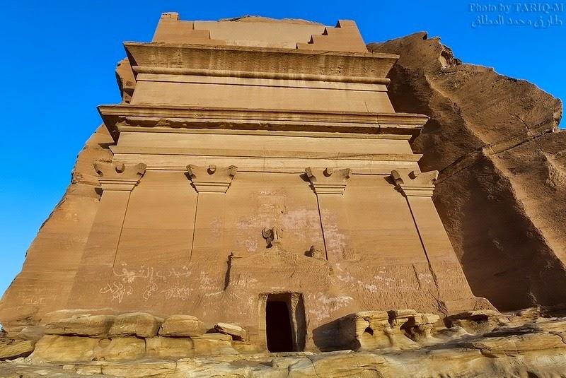 Qasr al Farid: El castillo solitario de Mada'in Saleh