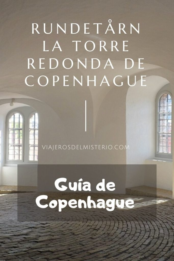 Rundetårn la torre redonda de Copenhague