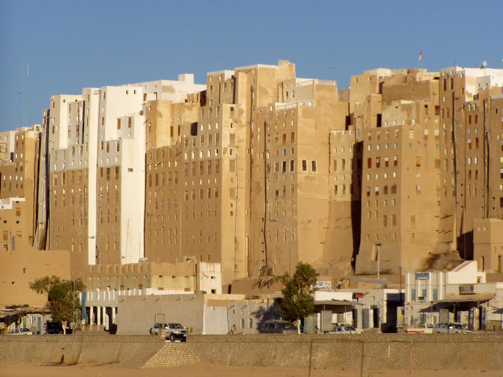 Skyscrapers of Shibam (المباني في بلدة شبام)