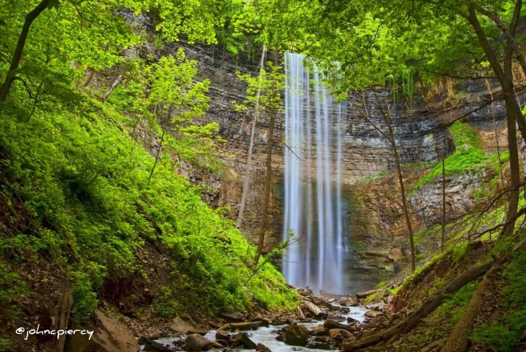 Tews falls - Hamilton