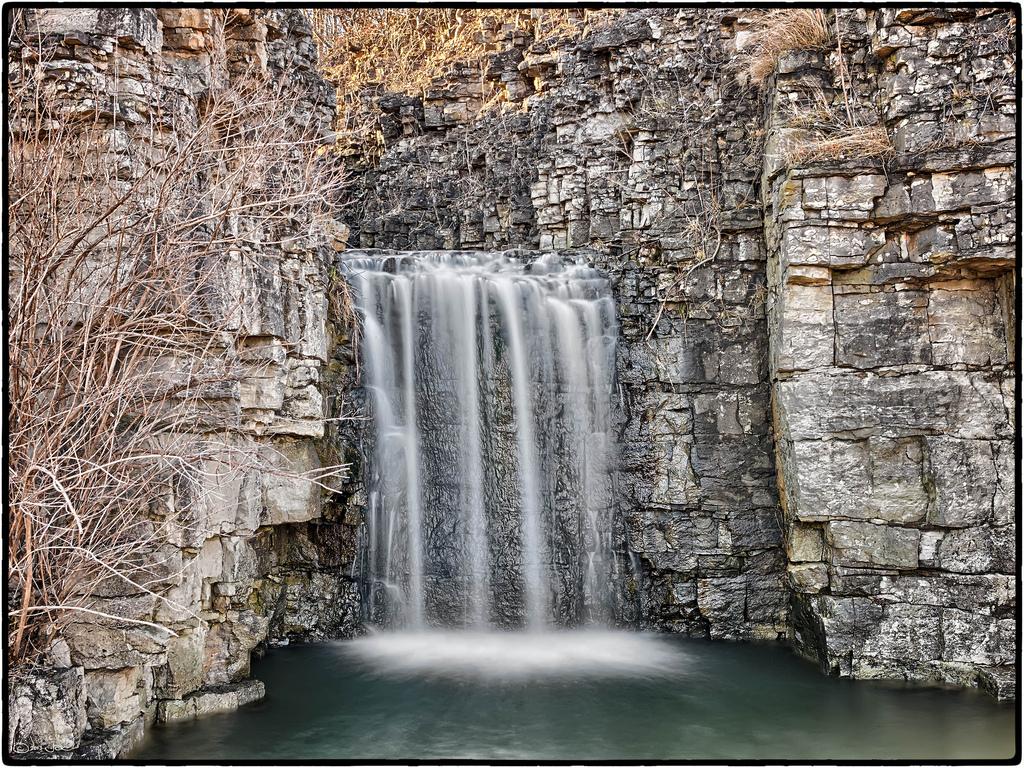 Upper Princess Falls, Hamilton, Ontario