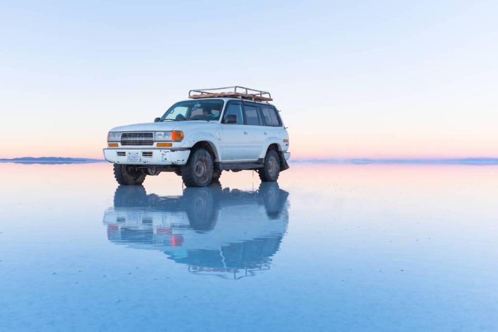 Una guía rápida a la épica Uyuni, Bolivia