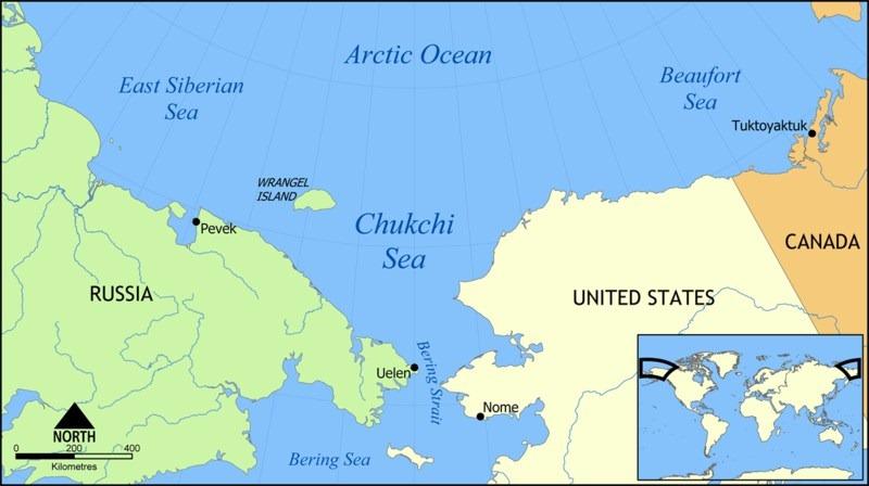 Isla Wrangel: La isla de los osos polares y el mamut lanudo