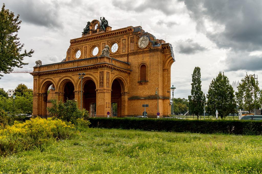 Berlin Anhalter Bahnhof