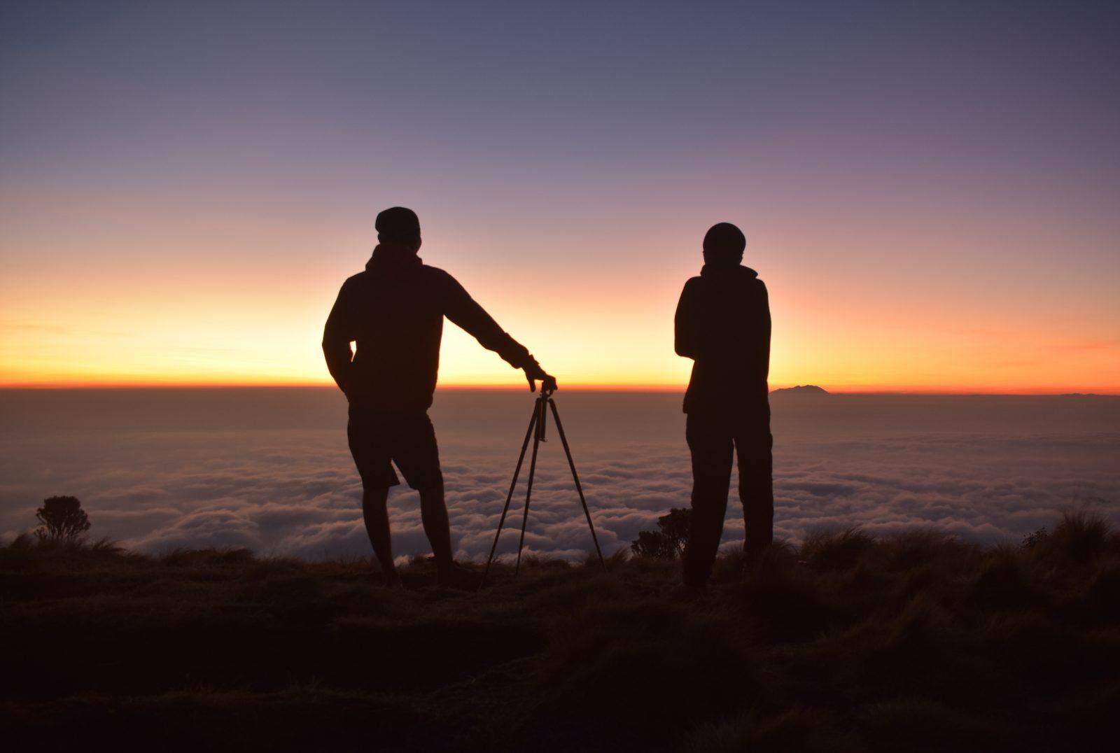 Mejores trípodes para fotografía de paisaje