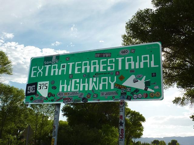 ¿Asalto al Área 51? Visita estos 10 lugares en tu viaje 1