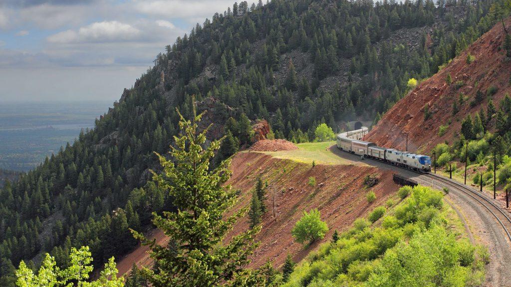 California Zephyr, EE.UU. - 10 de los viajes en tren más increíbles del mundo