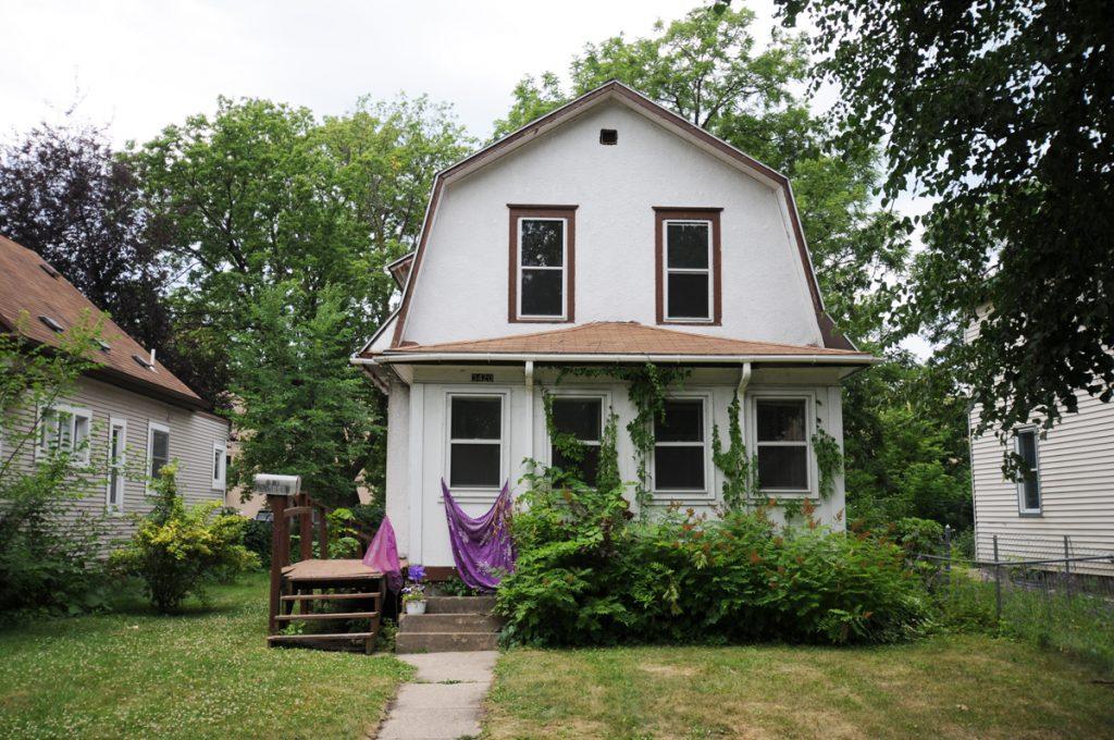 Purple rain house - Prince - Donde rendir homenaje a Prince en los EE.UU.