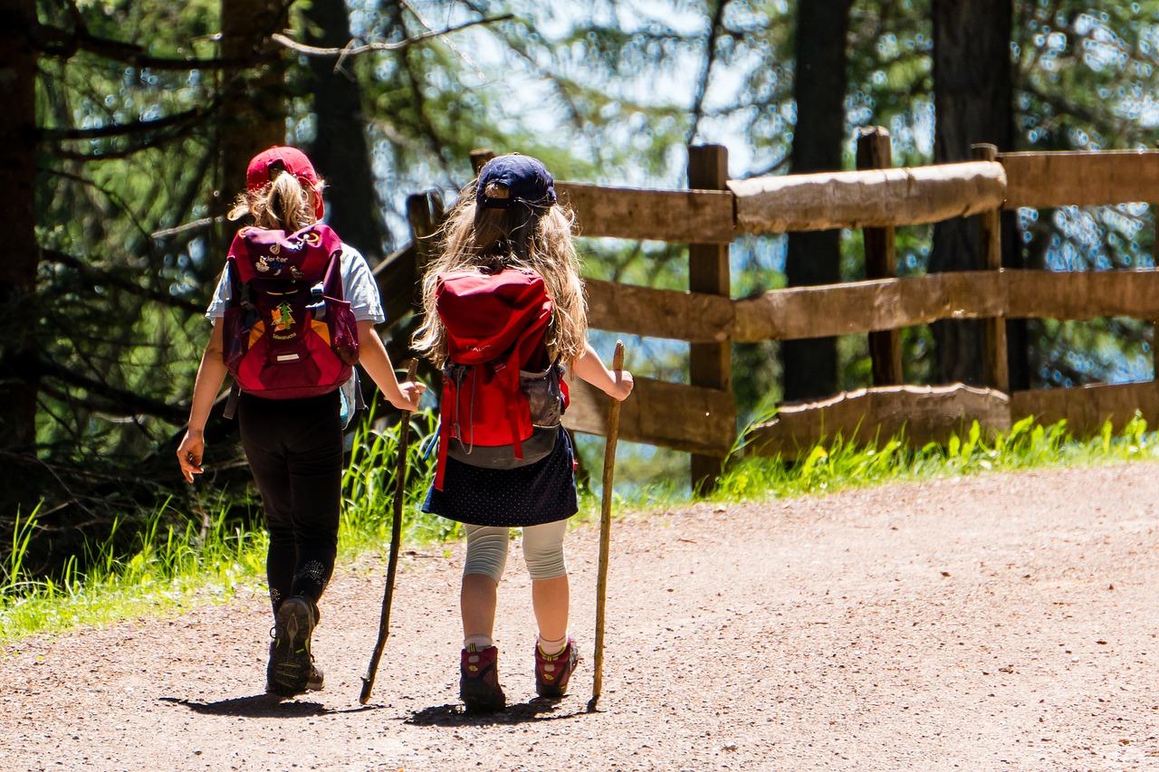 5 consejos impresionantes para ir de senderismo con niños