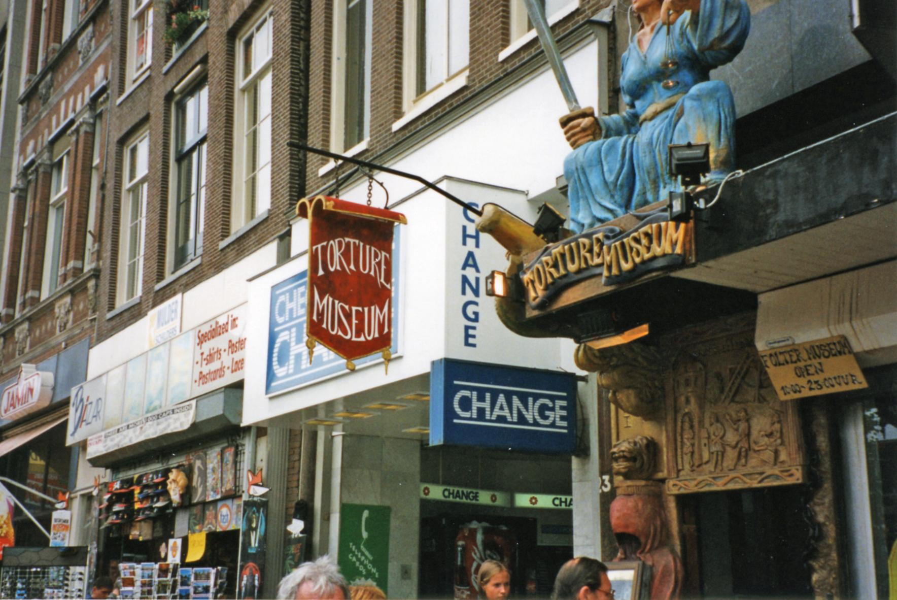 7 extraños museos en Amsterdam