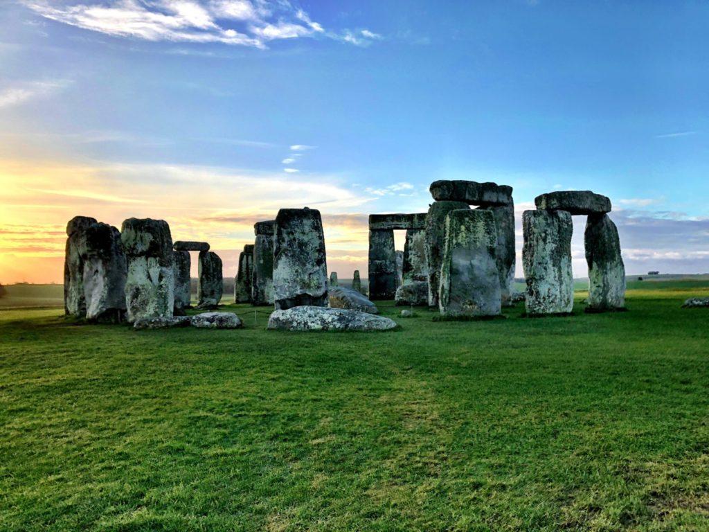 Lugares para ver en Inglaterra