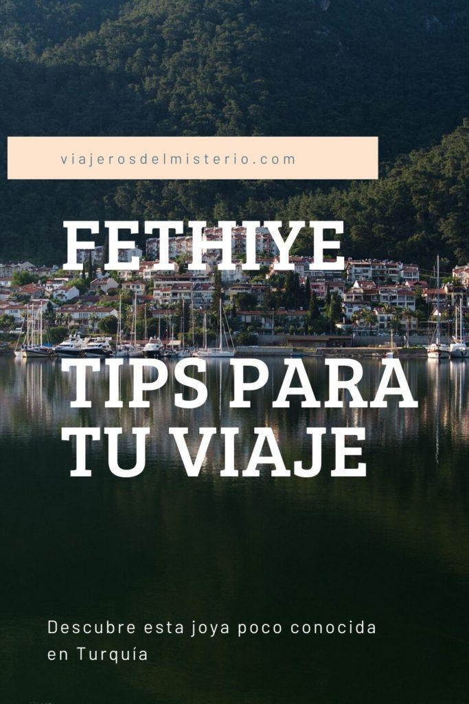 Guía de Fethiye en Turquía