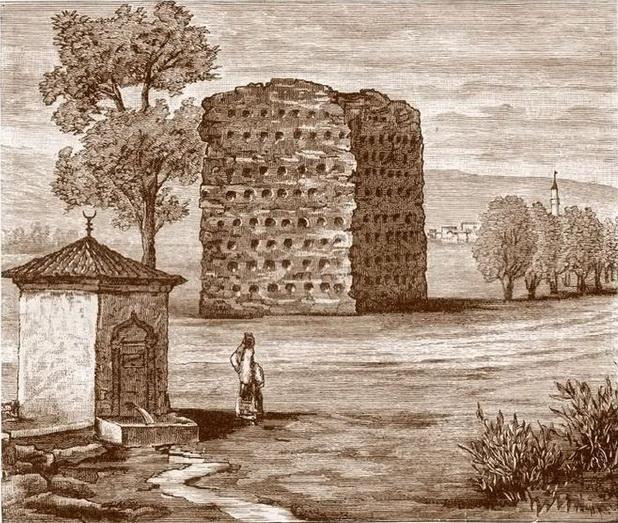 Ćele Kula: La Torre de las Calaveras de Niš, Serbia 5