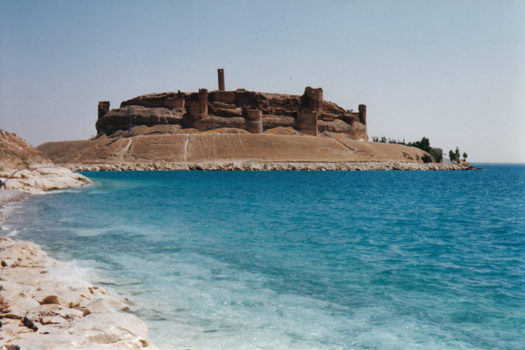 Abu Hureyra - Qal'at Ja'batl and Lake Assad