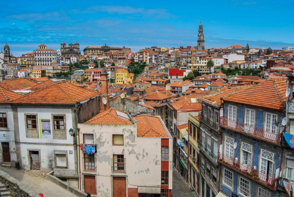 Descubre Oporto en Portugal