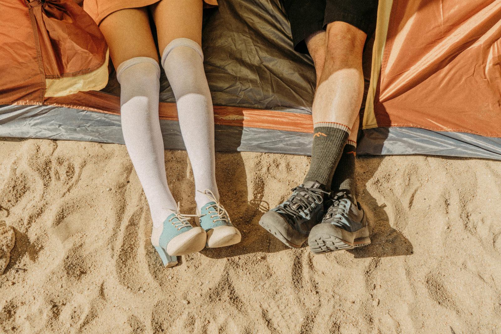 Cómo lidiar con el dolor de rodilla en el senderismo 1