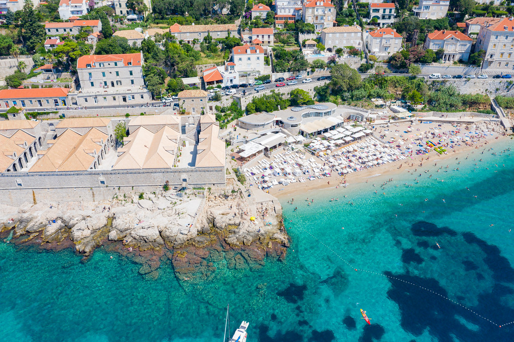 Los lazzarettos de Dubrovnik, Croacia (Barrios de Cuarentena)