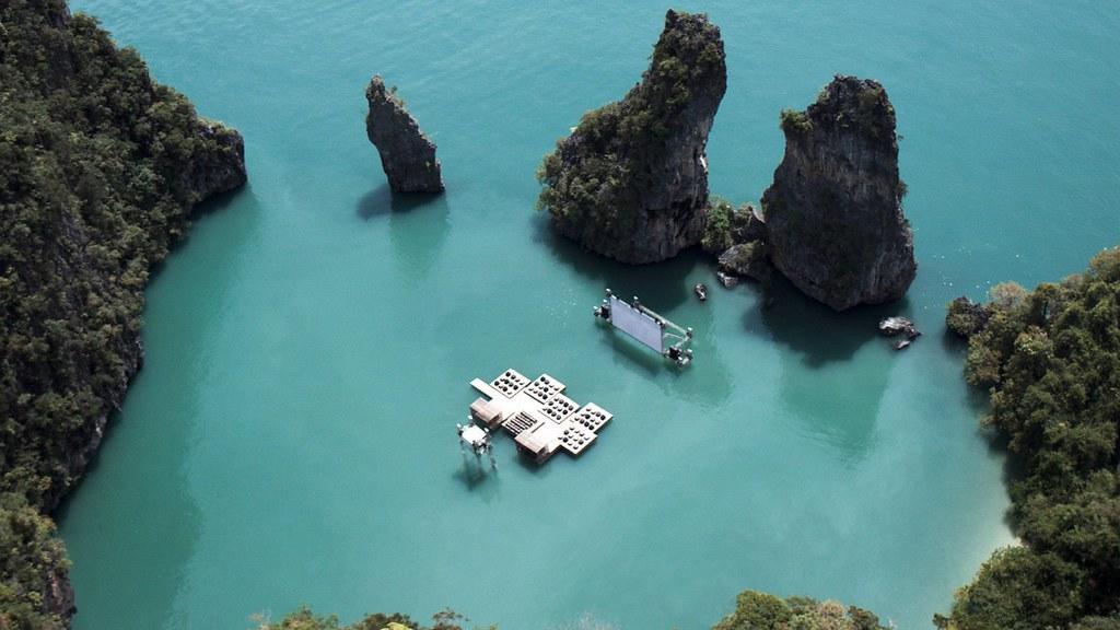 Cine del archipiélago: El cine flotante de Tailandia 5