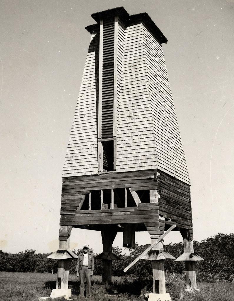 Torre para murciélagos de Sugarloaf Key, EE.UU 1