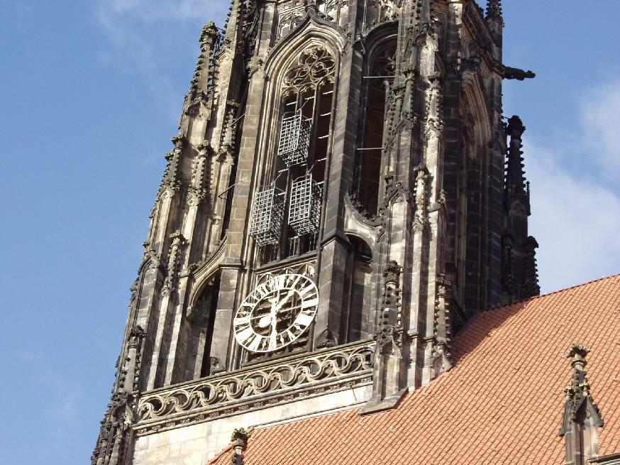 La rebelión de Münster